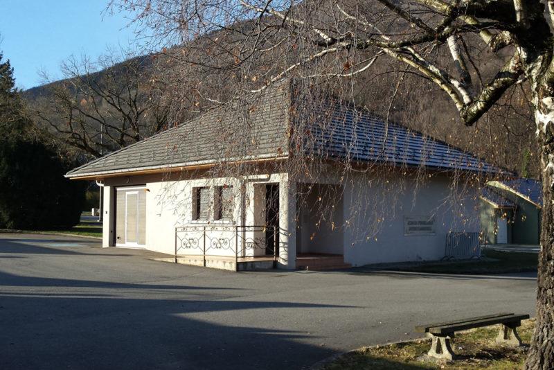 Chambre funéraire intercommunale 73130 Saint Etienne de Cuines