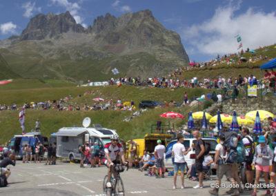Tour de France au Col du Glandon
