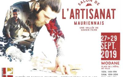 6ème Salon de l'Artisanat Mauriennais